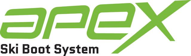 Apex Ski Boots Logo